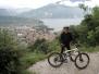 Okolice jeziora Garda we Włoszech - wrzesień 2008r