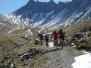 Transalp z Zell am Ziller w Austrii do Bossano del Grappa we Włoszech - wrzesień 2012r