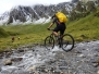 Wyprawa MTB przez Alpy z Mittenwaldu w Niemczech do Riva del Garda we Włoszech - wrzesień 2014r